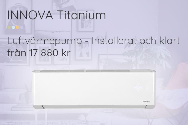 INNOVA Titanium