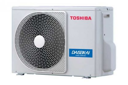 Toshiba Daiseikai utomhusdel